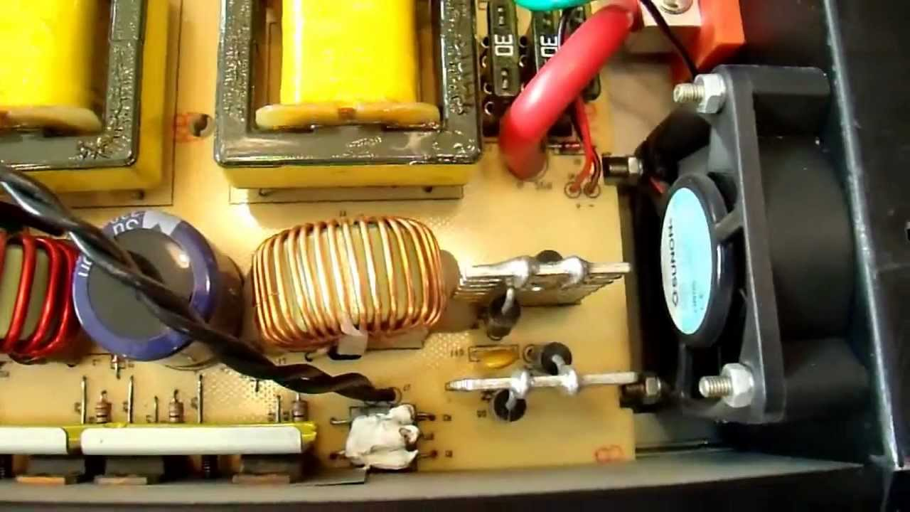maxresdefault xantrex prowatt inverter part1 youtube Power Inverter at bayanpartner.co