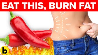 6 Foods That Help You Burn Fat