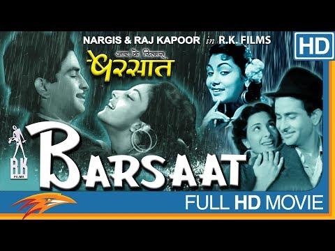 Barsaat Hindi Full Movie HD || Nargis, Raj Kapoor, Prem Nath || Eagle Hindi Movies