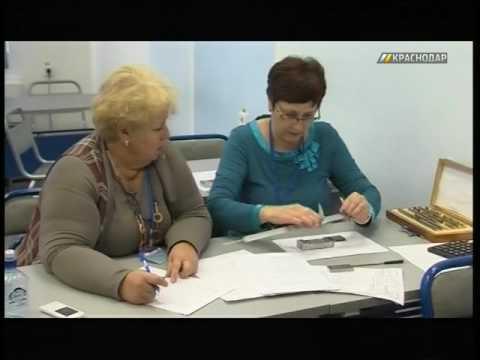 Краснодарский фрезеровщик победил на краевом конкурсе профмастерства