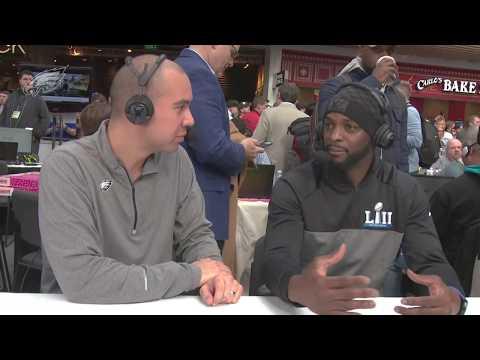Philadelphia Eagles: Reggie Wayne Talks Super Bowl LII