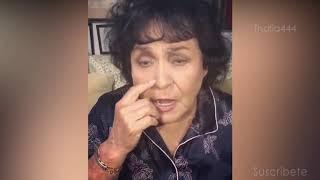 Carmen Salinas Se Une Al #thaliachallenge Me Oyen Me Escuchan Me Sienten