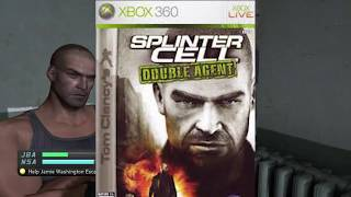 Splinter Cell: Double Agent (Xbox) -- Inferior Hardware, Superior Game
