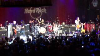 Hooligan AND Love Her All I Can (Kiss), PETER CRISS, ACE FREHLEY, Eddie Trunk 30th Anniversary Party