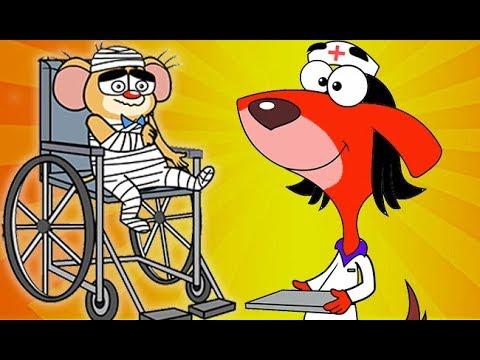 Rat-A-Tat |'Fracture Doctor Therapy Ambulance Best Cartoons'| Chotoonz Kids Funny Cartoon Videos