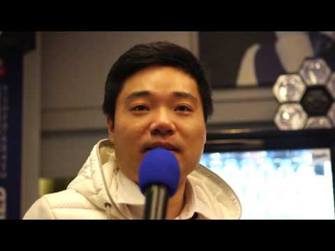 Ding Junhui interview exclusive after the Betfred World Snooker Championship