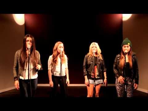 The Vixens -  I Wish I Was A Punk Rocker, Cover A Cappella