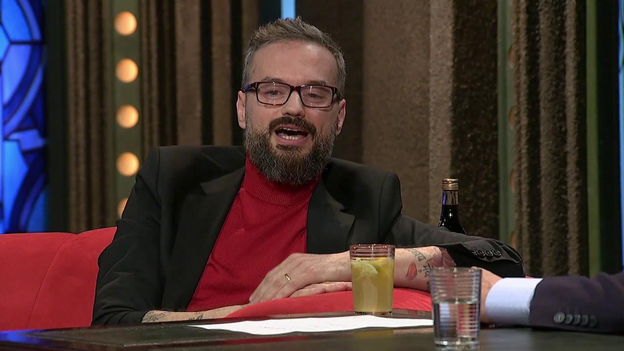 3. Jan Vojtko - Show Jana Krause 23. 10. 2019