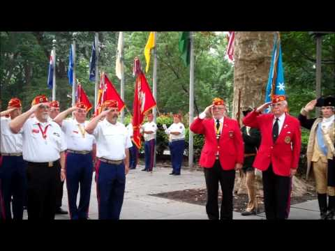 75th Anniversary Marine Corps League | August 4, 2012