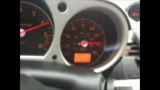 Nissan 350Z - Highway Pull 75-150 MPH