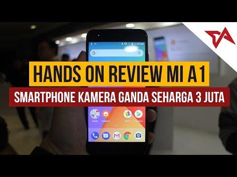 Xiaomi Mi A1 Resmi Masuk ke Indonesia: Hands on Review