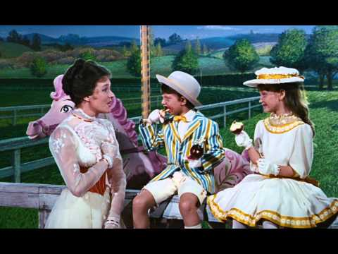 Mary Poppins English Supercalifragilisticexpialidocious