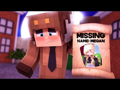 MISSING GIRL?! | Valleyside High S1 [Ep.3] (Minecraft Roleplay)