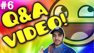 Q&A Round 6 | Gaming Q&A | FACE CAM KAISTE KARTE HAI? | HINDI |