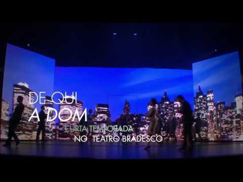 Ghost O Musical - Em Cartaz no Teatro Bradesco