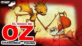 El Mago de Oz review de Eric Shanower y Skottie Young Marvel