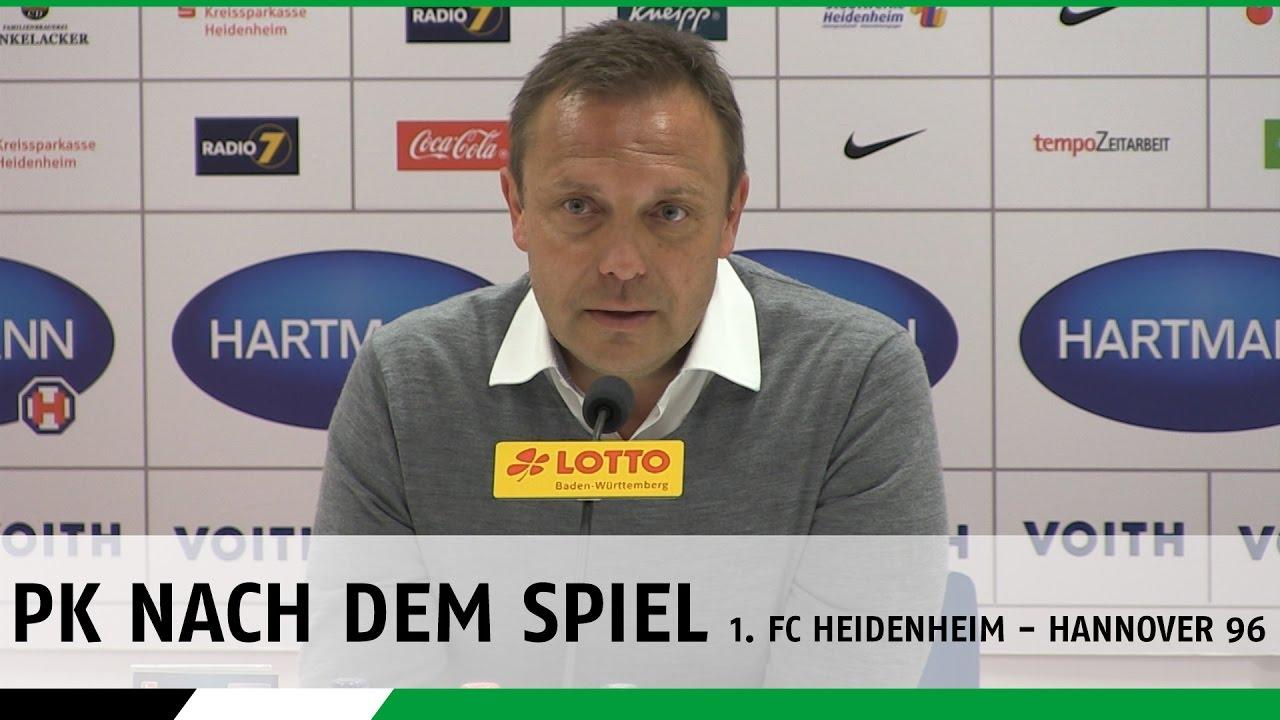 Heidenheim Hannover 96
