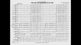 You Are the Sunshine of My Life by Stevie Wonder/arr. Paul Murtha