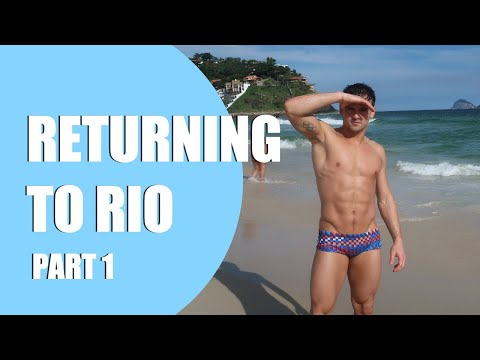 Returning to Rio! | Part 1 | Tom Daley