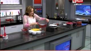 برنامج المطبخ – طريقة عمل الزبادي في المنزل – الشيف آيه حسني – Al-matbkh