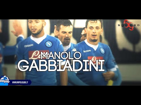 Manolo Gabbiadini ► Italian Star | Goals, Skills & Assists - SSC Napoli 2015/2016 HD