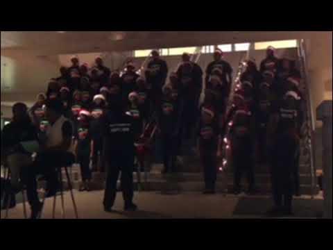 171214 Jones High School (Orlando, FL) Concert Chorus & SGA Evening of Carols Christmas Compilation