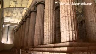 The Temple of Apollo, Bassae - Greece HD Travel Channel