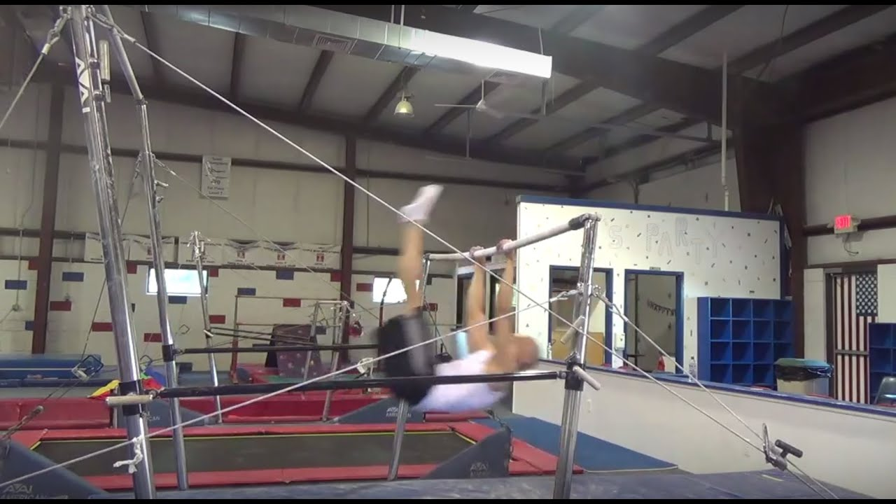 How to make the uneven bars