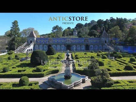 Le palais Fronteira - Anticstore