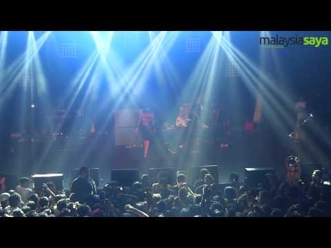 Bring Me the Horizon - Live at Rockaway Festival 2013, Malaysia