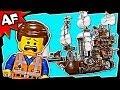 Lego Movie MetalBeard's SEA COW SHIP 70810 Stop Motion Set Review