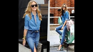 What to wear for denim outfits