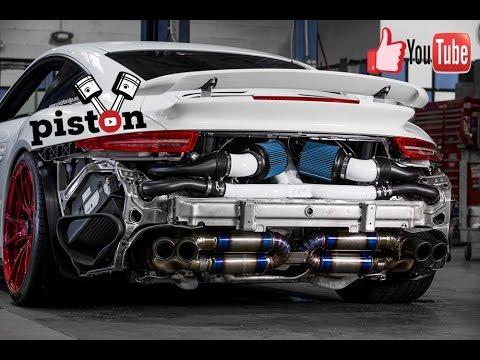 1000hp 911 turbo - YouTube