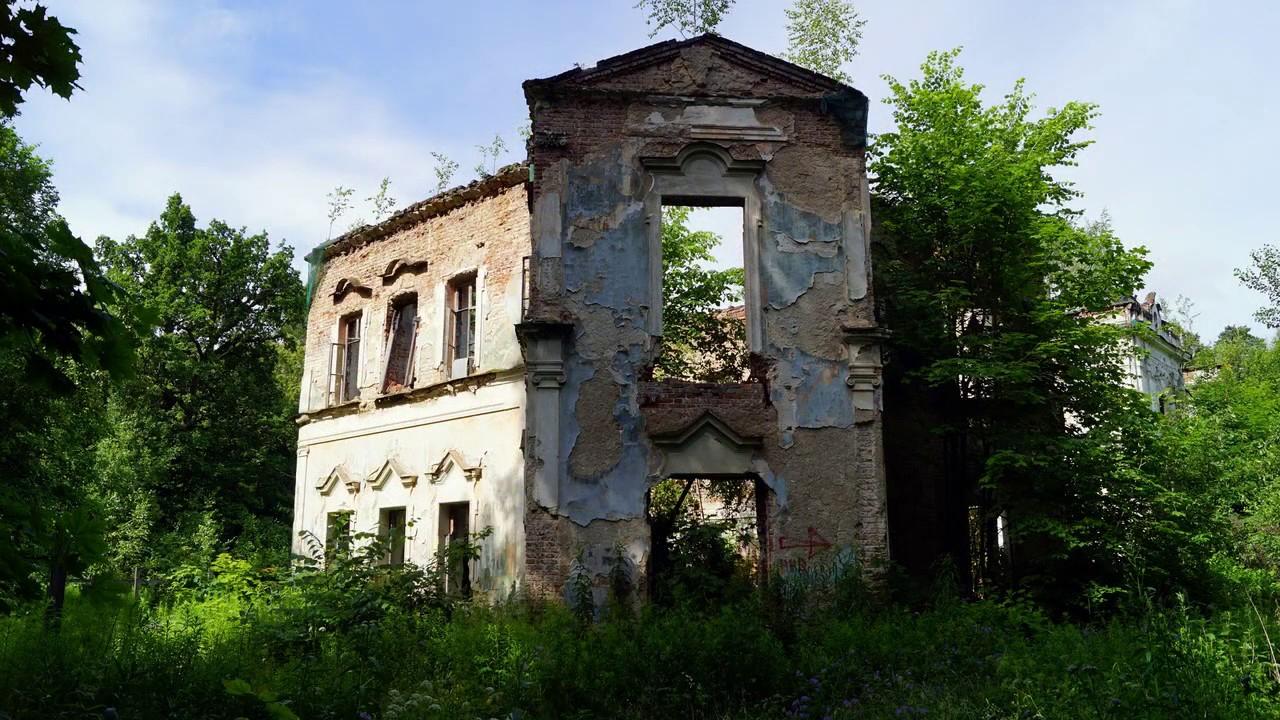 Усадьба Никольское  -  Прозоровское