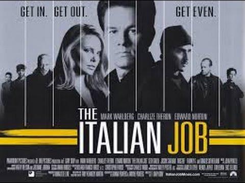 The Italian Job (2003) - Trailer ITALIANO