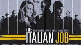 The Italian Job (2003) - Trailer ITALIANO