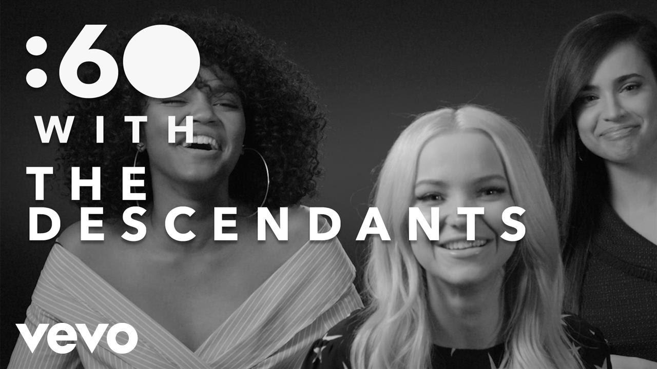 Descendants Cast - :60 With