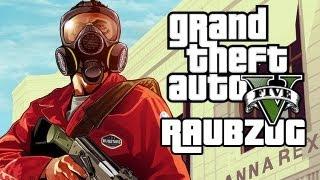 GTA 5 - Beispielmission: Der Juwelenraub (Gameplay)