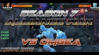 [MCOC] Alliance War! NxTPØ versus OMGEA!