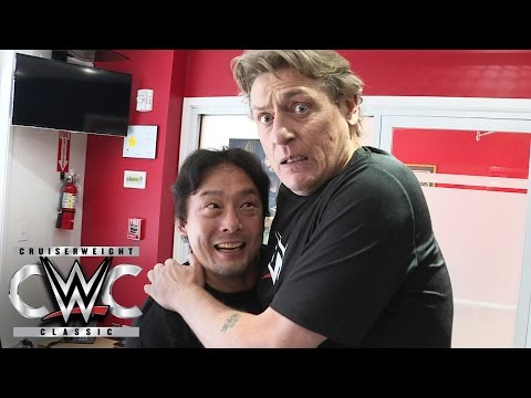 Tajiri and William Regal reunite: June 29, 2016