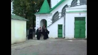 Митрополит Ювеналий в Ярославле(Выпуск №95 видеоприложения к