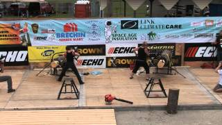 2013 Ontario Lumberjack Championship, Brechin, ON Part 1