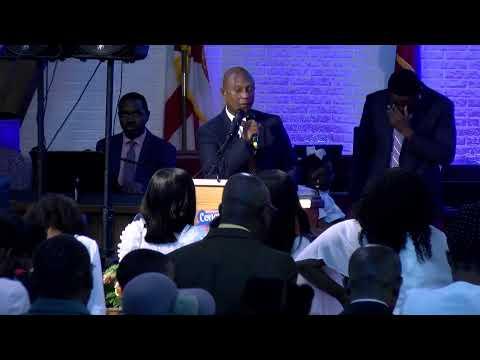 Broward Junior Academy Commencement Ceremony | 12PM Service | Sinai SDA Church
