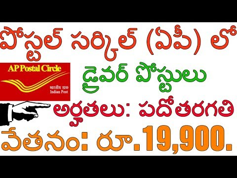 Andhra Pradesh Postal Circle Recruitment Notification 2017 !
