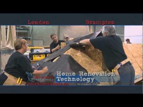 Home Renovation Technology Training @ North American Trade Schools