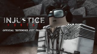 Injustice: Mortal (2019) Official Extended Cut ROBLOX Movie Trailer (HD)