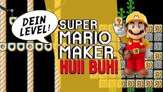 #21 ★ Super Mario Maker - Wir haben alle Gewinner!!