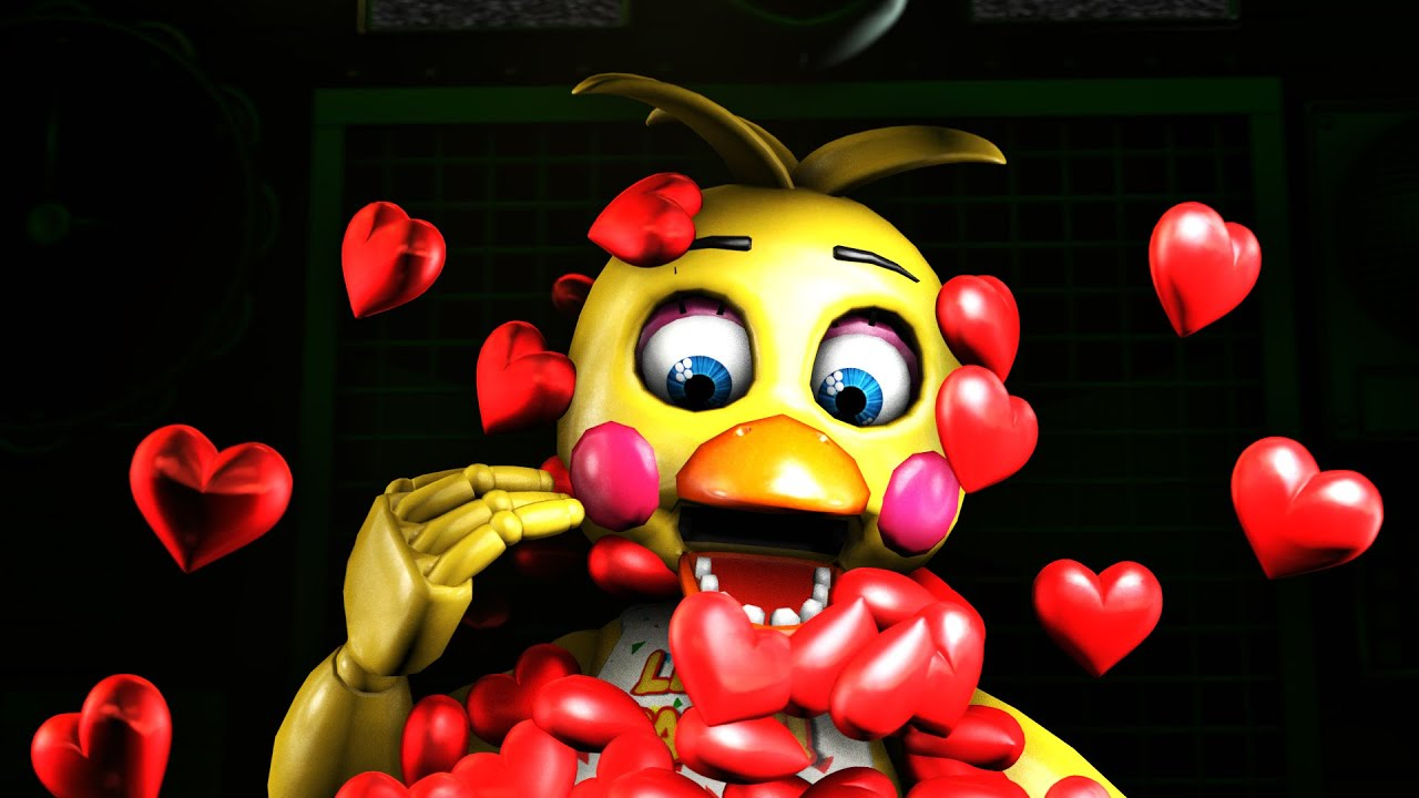 Sfm Fnaf Sister Location Toy Chica Layers Of Love Challenge Youtube Jpg 1920x1080 Misti Love Chica