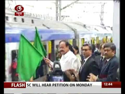 I&B Min Jointly Inaugurates 2nd Stretch Of Chennai Metro