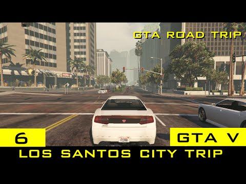 The GTA V Tourist: Exploring the main areas of Los Santos